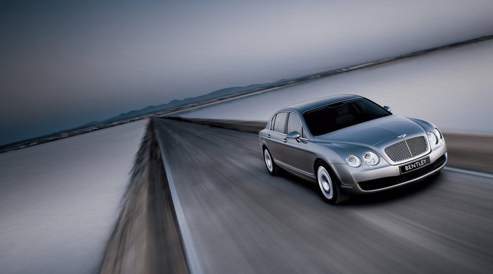 Bentley Continental Flying Spur foto