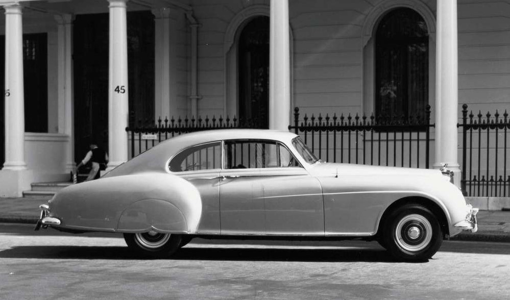 Bentley R Type foto
