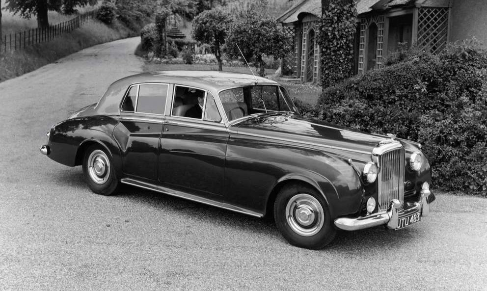 Bentley S Serisi foto