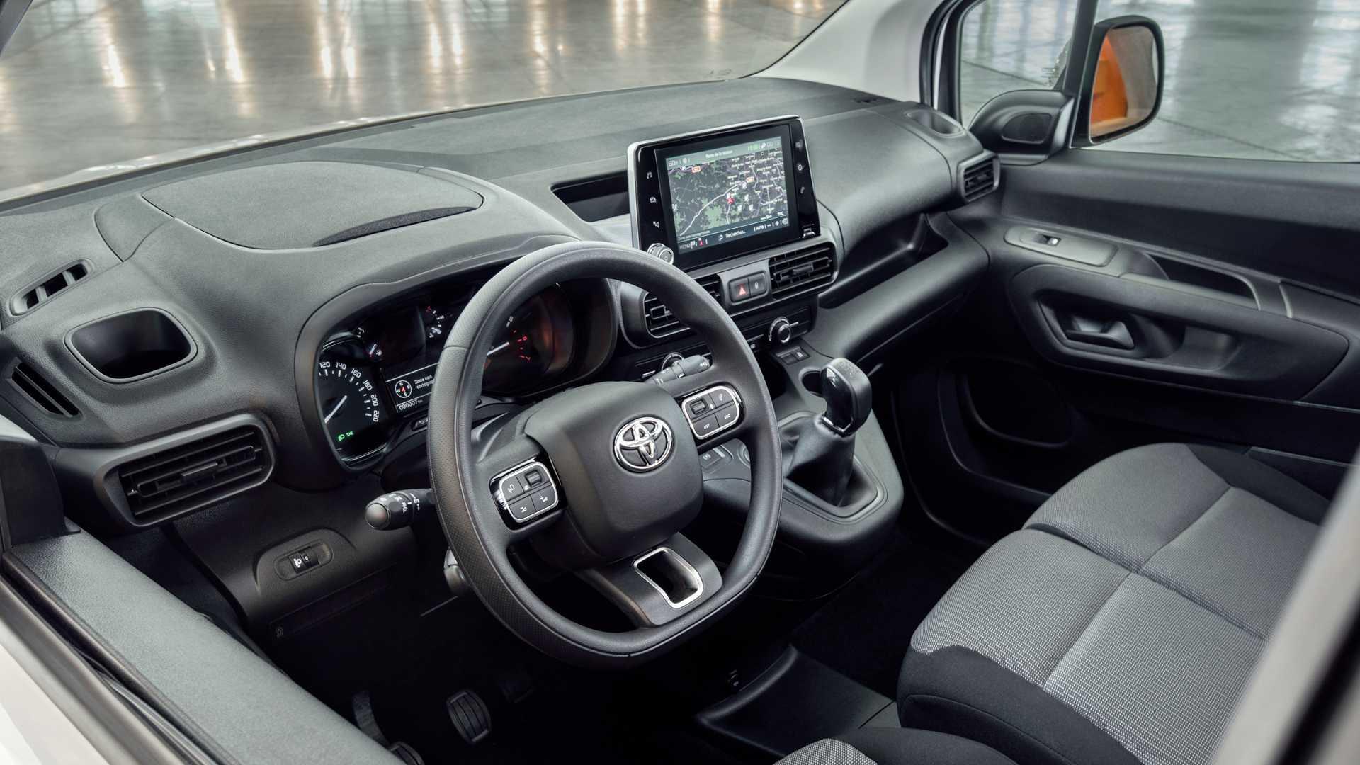 Toyota Nin Yeni Ticarisi Karsinizda Proace City Otodunya