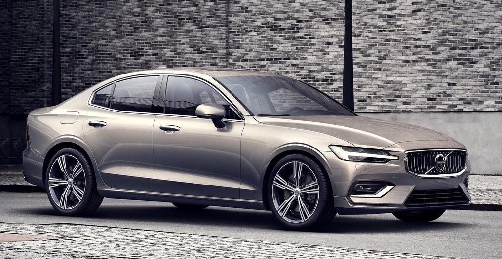 Volvo S60 görünümü