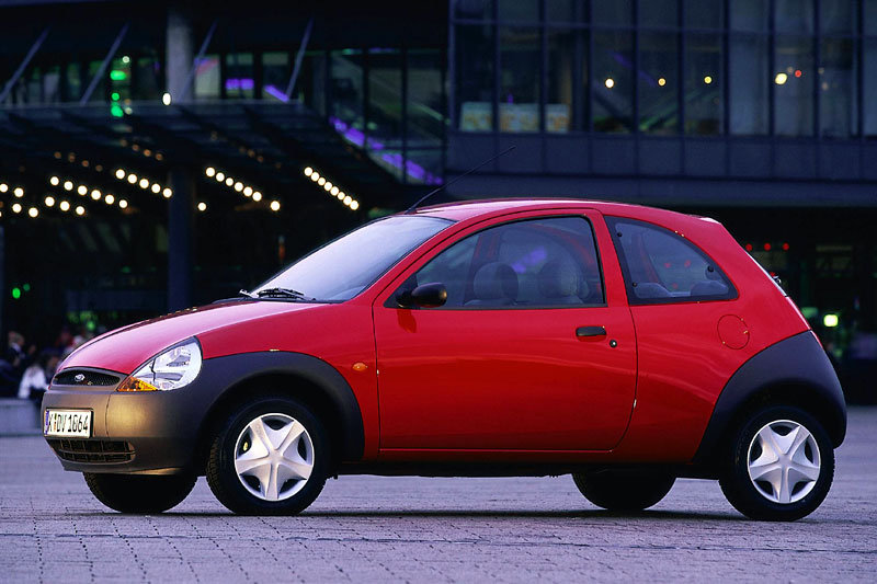 2002 model Ford Ka Collection