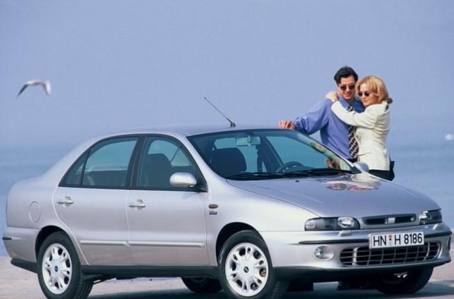 Fiat Marea ELX modeli