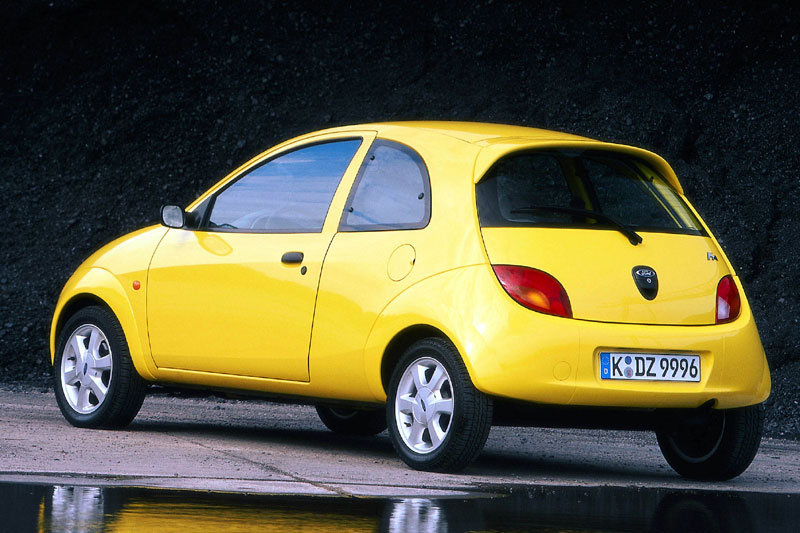 Ford Ka Collection arka görünümü