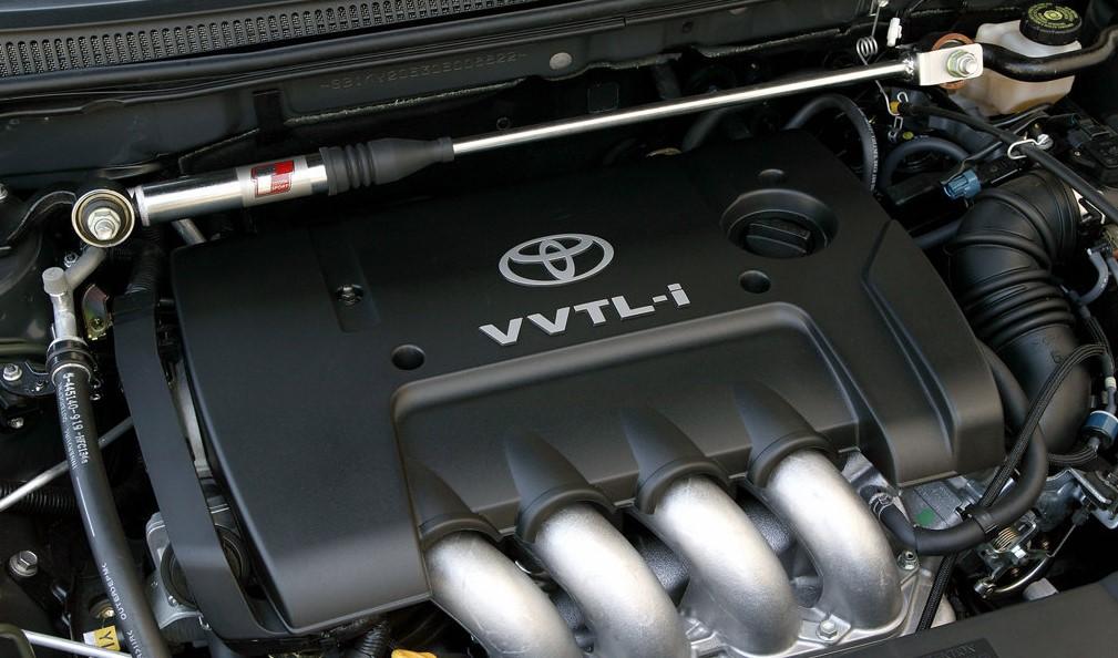 2004 model Corolla motor