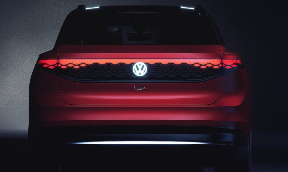 VW ID Roomzz arka görünümü