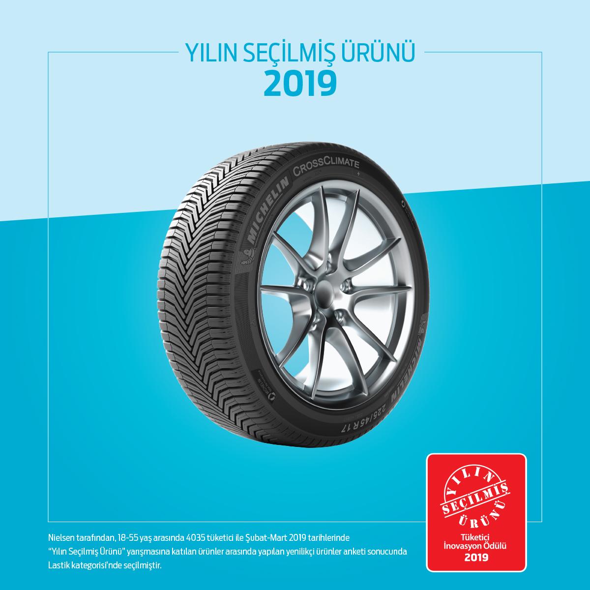 Yılın Seçilmiş Ürünü Michelin