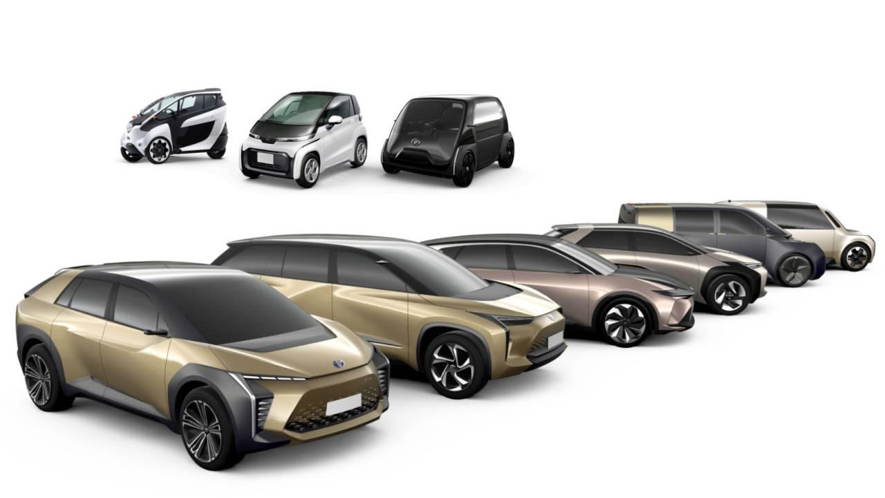 Toyota 2025'te 4,5 milyon adet hibrid araç satışı hedefliyor - Otodünya