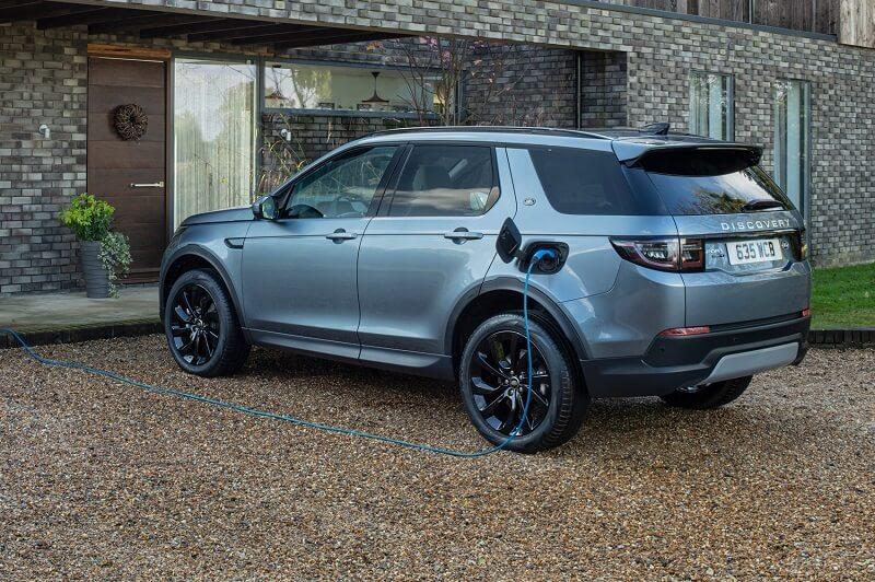 Land Rover hibrit