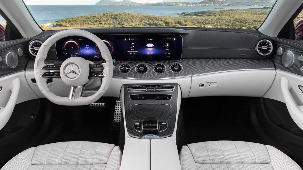 Mercedes E-Serisi Coupe ve Cabriolet