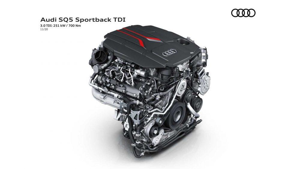 2021 Audi SQ5 Sportback TDI Tanıtıldı - Performans ...