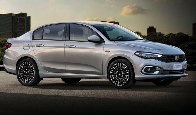2021 Fiat Egea Sedan