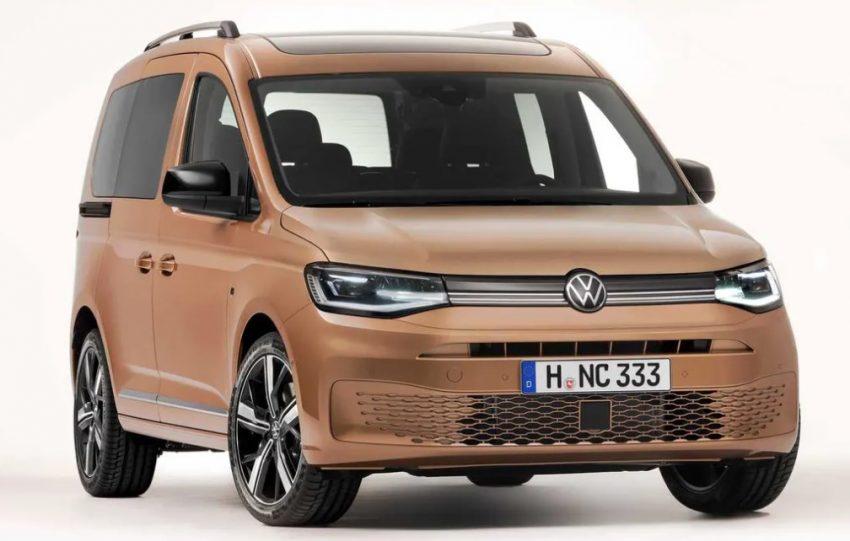 Yeni Volkswagen Caddy