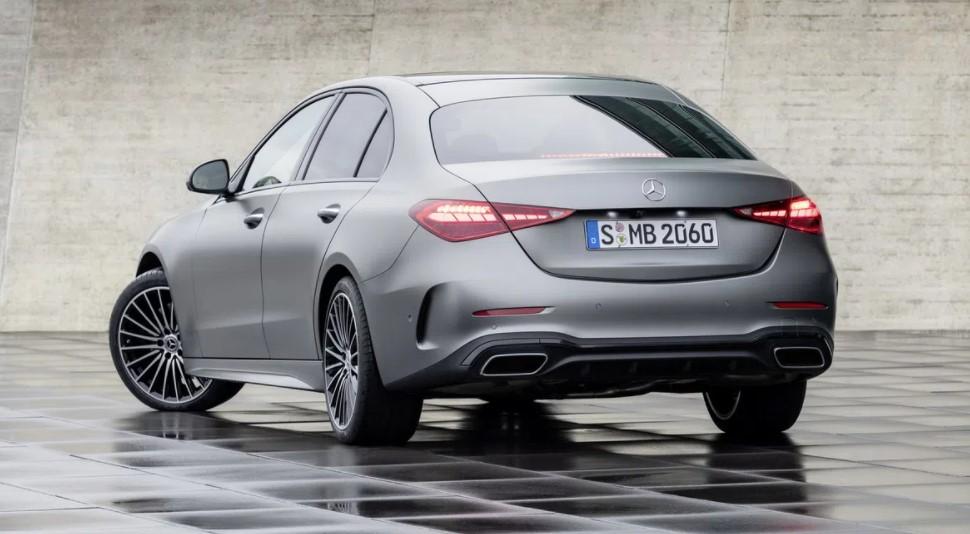2021 Mercedes-Benz C-Serisi