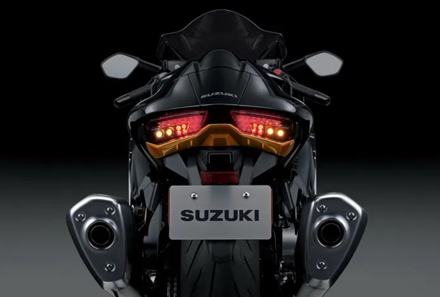 2021 Suzuki Hayabusa