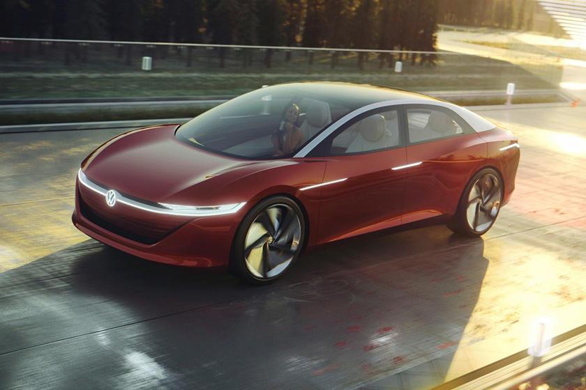 Volkswagen Trinity Project