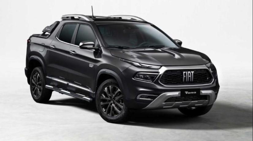 2021 Fiat Toro
