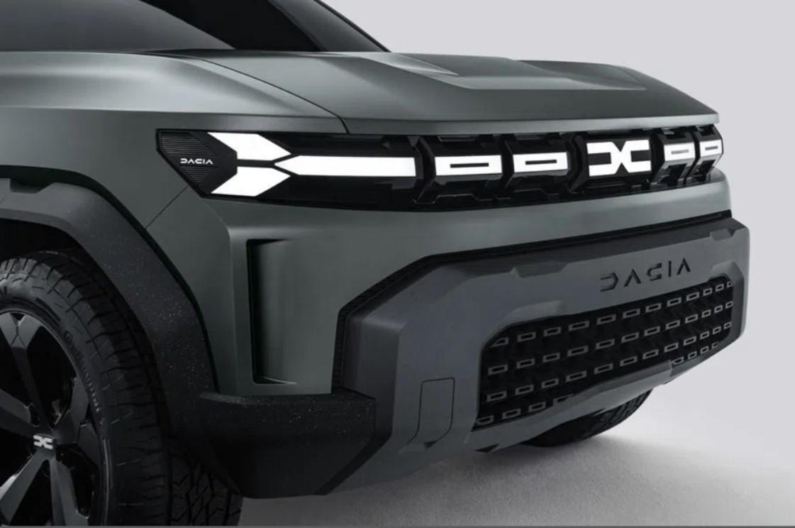Dacia yeni logosu