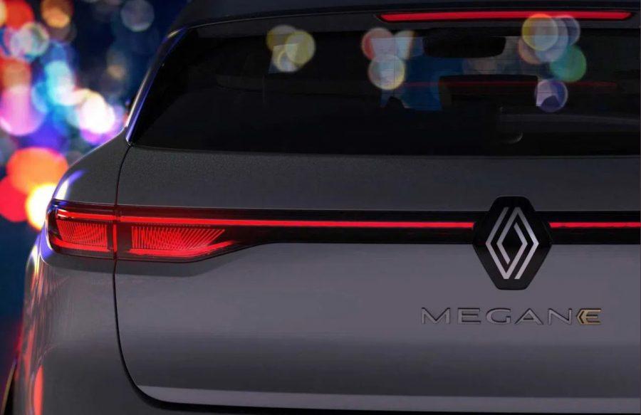 Elektrikli Renault Megane