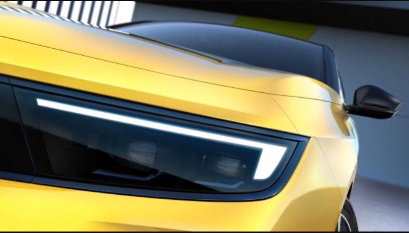 2021 Opel Astra