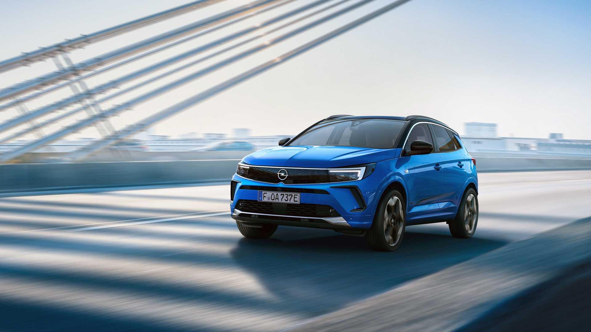 2021 Opel Grandland