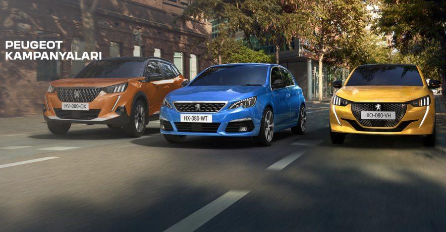 Peugeot SUV kampanyasının